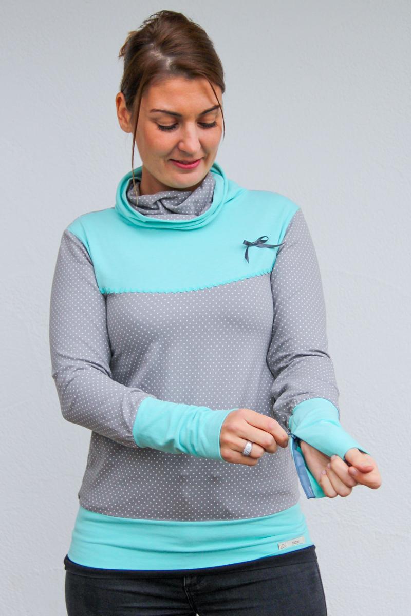 hellblau-grau-damen-pullover-für-dialysepatienten-mit-individuellem-reißverschluss-diazipp