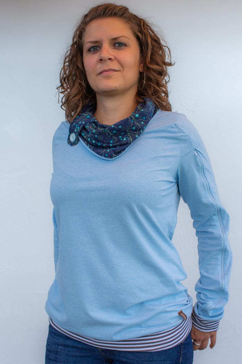 blau-damen-pullover-für-dialysepatienten-diazipp-9