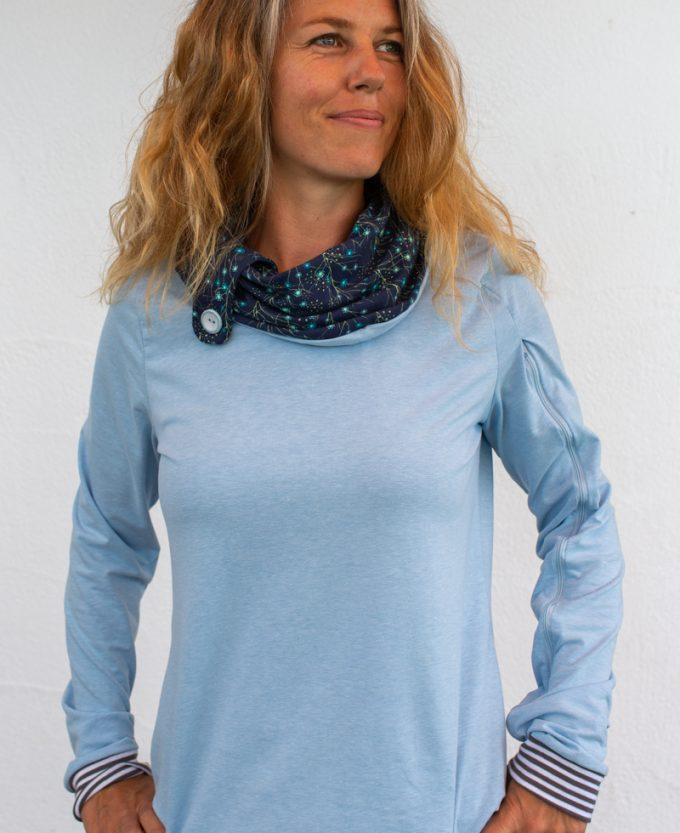 blau-damen-pullover-für-dialysepatienten-diazipp-7