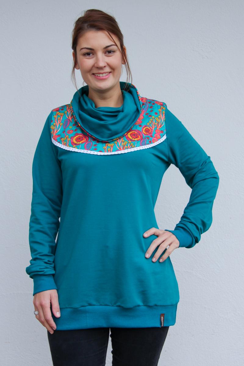 blau-Damenpullover-mit-individuellem-reißverschluss-diazipp-dialysebekleidung-11