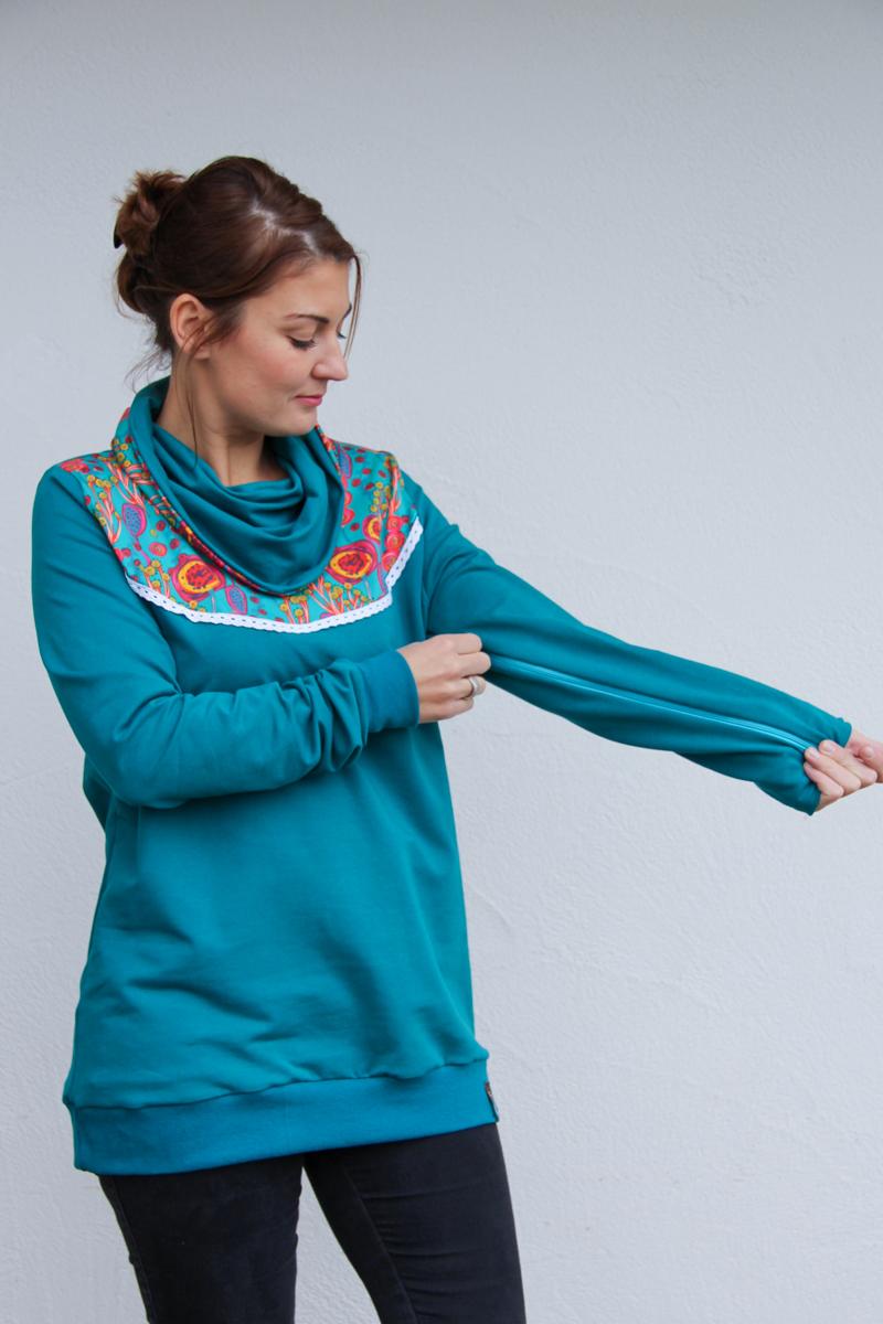 blau-Damenpullover-mit-individuellem-reißverschluss-diazipp-dialysebekleidung-9