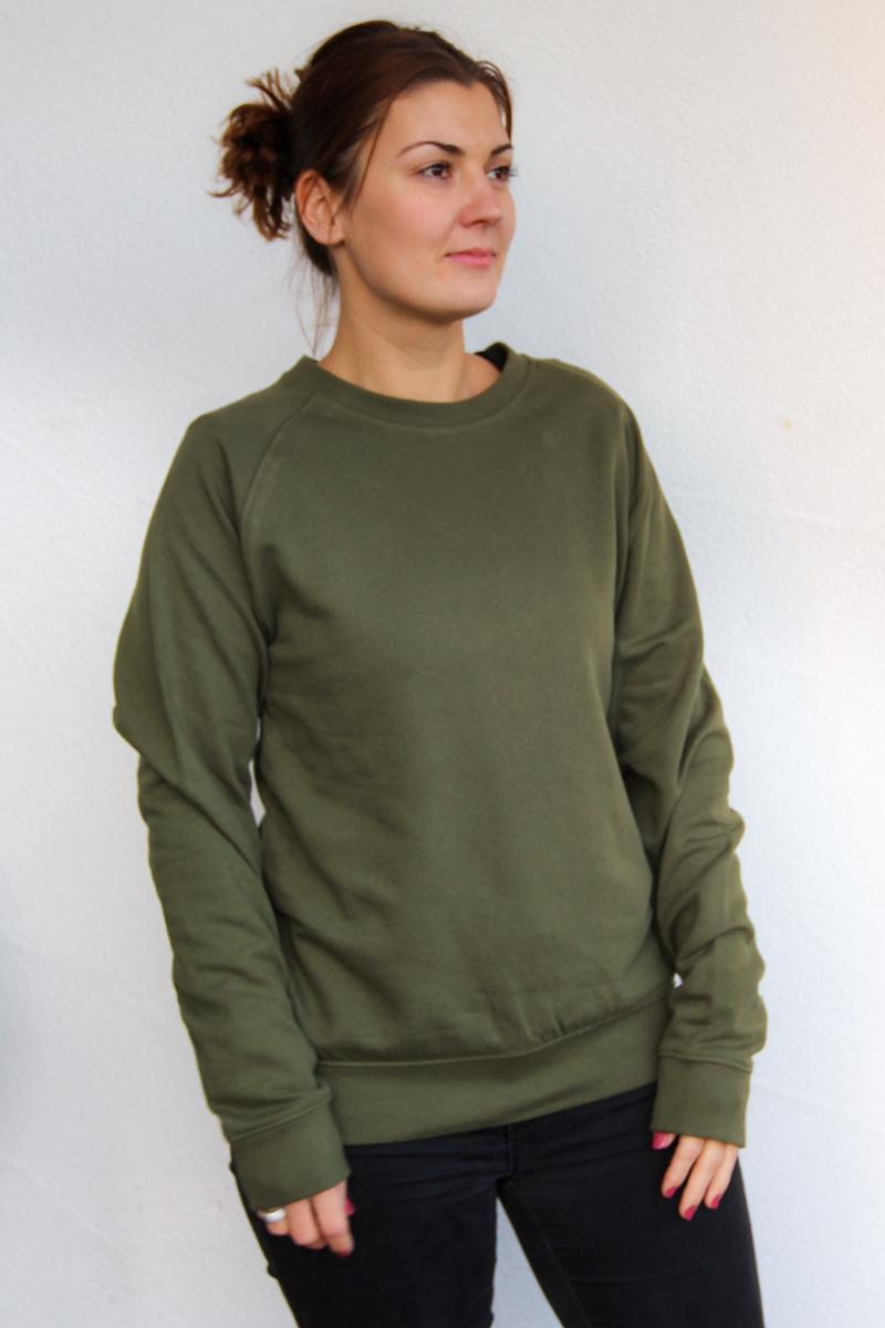 grün-Damen-sweater-bio-für-dialysepatienten-diazipp-dialysebekleidung