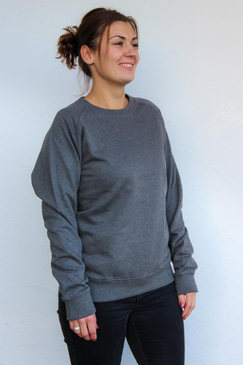 dunkelgrau-Damen-sweater-bio-für-dialysepatienten-diazipp-dialysebekleidung