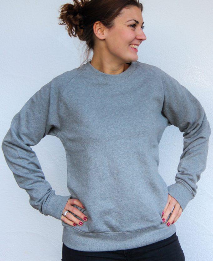 hellgrau-Damen-sweater-bio-für-dialysepatienten-diazipp-dialysebekleidung