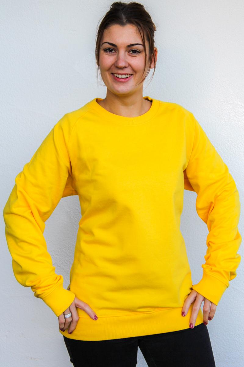 gelb-Damen-sweater-für-dialysepatienten-diazipp-dialysebekleidung