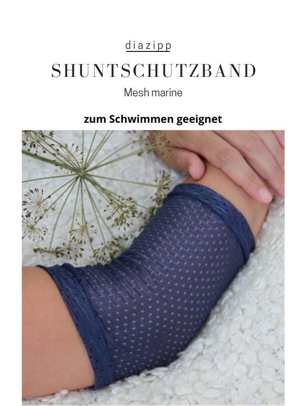 Meshmarine-damen-Shuntschutzband-für-dialysepatienten-diazipp