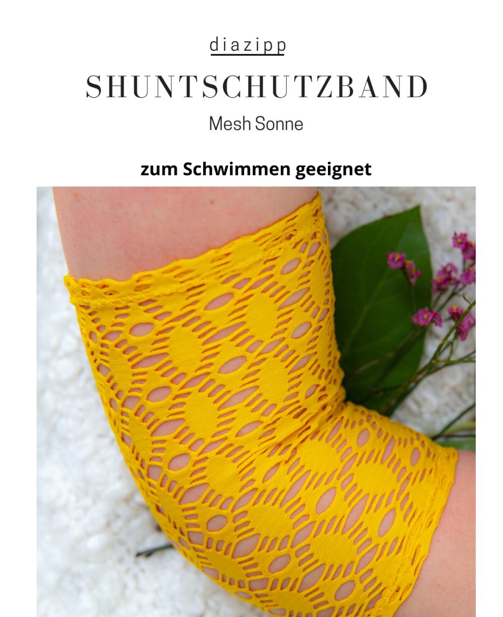 Mesh-Sonne-damen-Shuntschutzband-für-dialysepatienten-diazipp