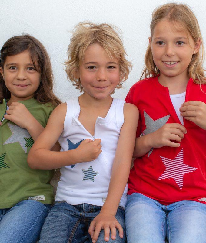 kids-Sternenstaub-Bio-Shirt-für-dialysepatienten-diazipp-dialyse-bekleidung