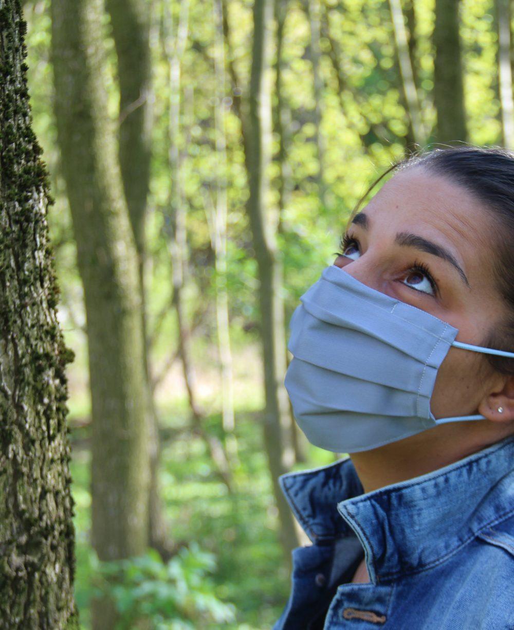 grau-Schnauferl-Maske-dialysebekleidung-diazipp
